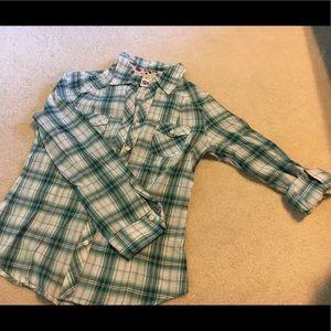 SO button down shirt